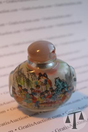 chineese snuff bottle